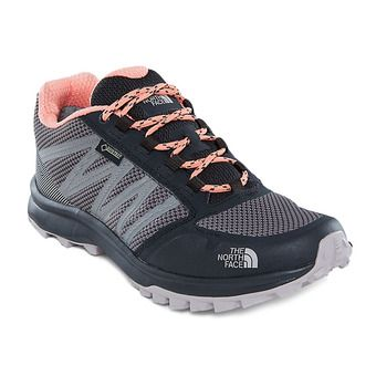 Chaussures Gore-Tex® femme LITEWAVE FASTPACK phantom grey/desert flower orange