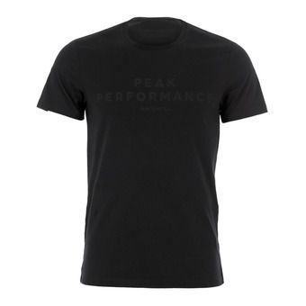 Tee-shirt MC homme LOGO black
