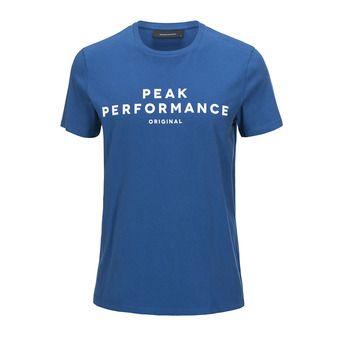 Tee-shirt MC homme LOGO true blue