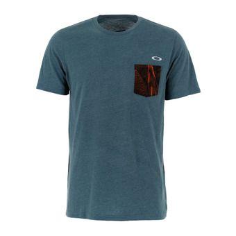 Tee-shirt MC homme 50-AERO PKT balsam lt hthr