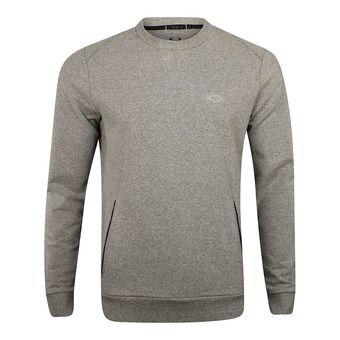Sweat homme LINK FLEECE athletic heather grey