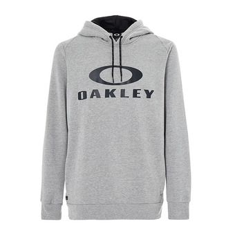 Sweat à capuche homme LOCKUP athletic heather grey