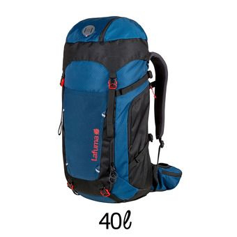 Sac à dos 40L ACCESS EVO blue/black