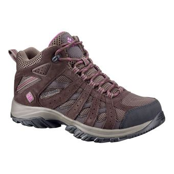 Zapatillas mujer CANYON POINT mud/intense violet