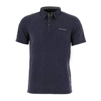 Polo MC homme NELSON POINT collegiate navy