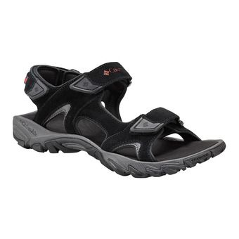 Sandales homme SANTIAM 3 black/mountain red