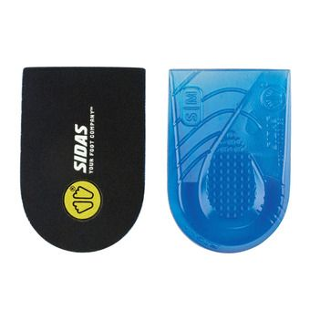 Taloneras de gel BONE SPUR PAD black/blue