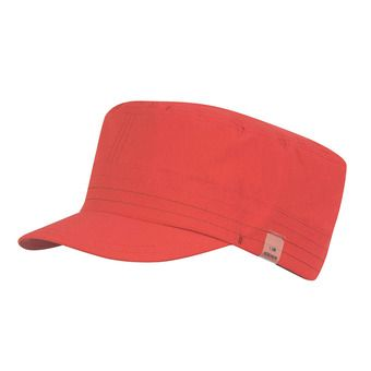 Casquette femme MADON 4.0 spicy coral