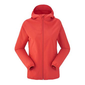 Chaqueta mujer TONIC spicy coral