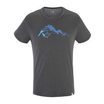 Tee-shirt MC homme KIDSTON crest black