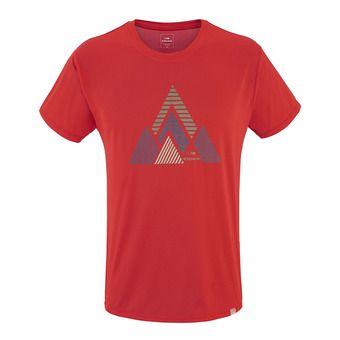 Tee-shirt MC homme TAURUS rouge eider