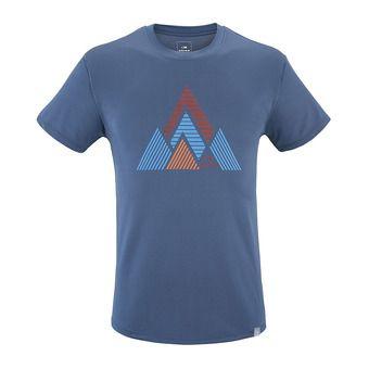 Tee-shirt MC homme TAURUS morning blue