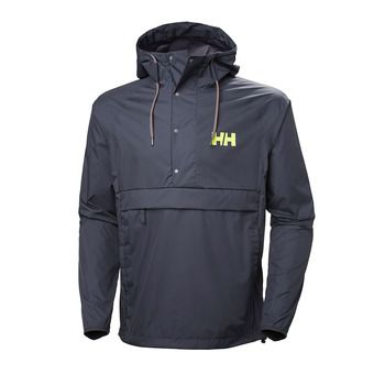 Chaqueta hombre LOKE PACKABLE graphite blue