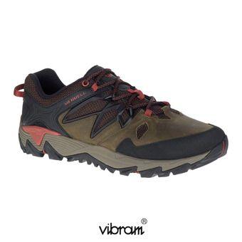Zapatillas de senderismo hombre ALL OUT BLAZE 2 dark olive