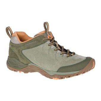 Zapatillas de senderismo mujer SIREN TRAVELLER Q2 olive/vertiver
