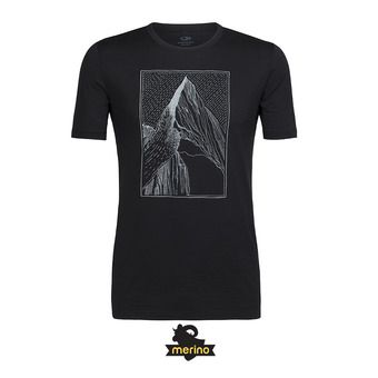 Tee-shirt MC homme TECH LITE black