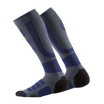 Chaussettes de compression femme ESSENTIALS ACTIVE navy/charcoal