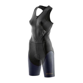 Combinaison trifonction zip avant femme DNAMIC black