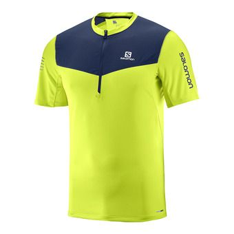 Maillot MC homme FAST WING HZ acid lime