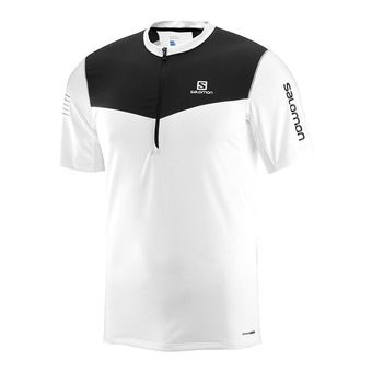 Camiseta hombre FAST WING HZ white/bk