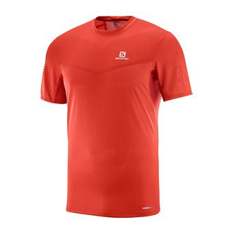 Maillot MC homme FAST WING fiery red