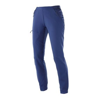 Pantalón mujer OUTSPEED medieval blue