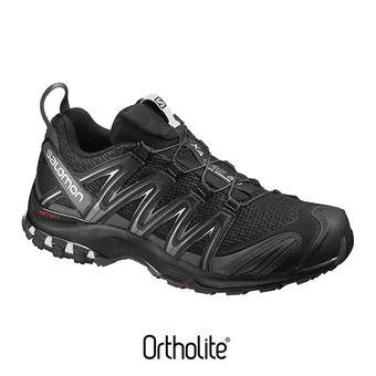Zapatillas de trail hombre XA PRO 3D black/magnet/quiet shade