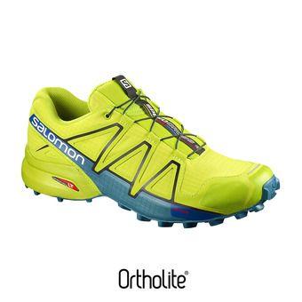 Zapatillas de trail hombre SPEEDCROSS 4 acid lime/lime green