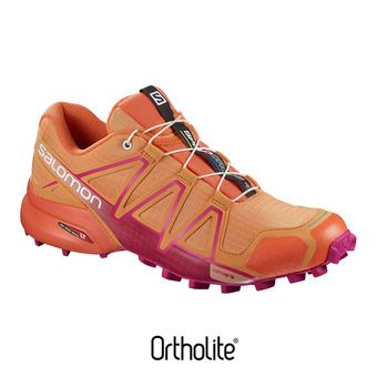 Chaussures trail femme SPEEDCROSS 4 bird of paradise/nastur/pink