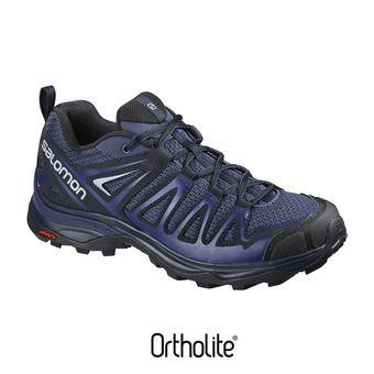 Chaussures randonnée femme X ULTRA 3 PRIME crown blue/night sky