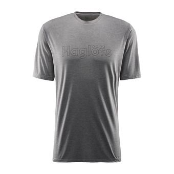 Camiseta hombre RIDGE magnetite
