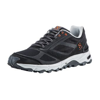Zapatillas de trail hombre GRAM GRAVEL true black