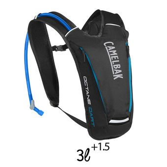 Sac à dos d'hydratation 3+1.5L OCTANE DART black/atomic blue