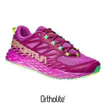 Chaussures trail femme LYCAN purple/plum