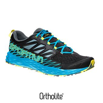 Chaussures trail homme LYCAN black/tropic blue
