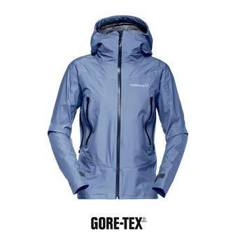 Chaqueta Gore-Tex® mujer FALKETIND bedrock