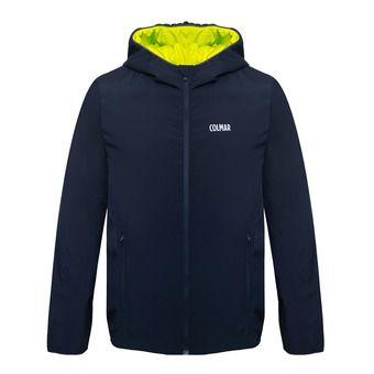 Veste homme FIT blue black-lime