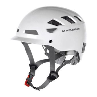 Casque EL CAP white/iron