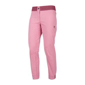 Pantalon femme ALNASCA rose
