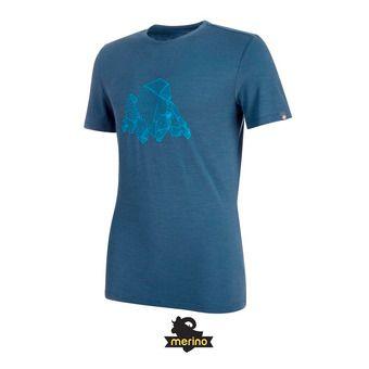 Tee-shirt MC homme ALNASCA jay