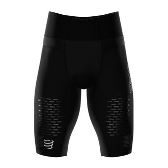 Cuissard de compression homme TRAIL RUNNING UNDER CONTROL noir