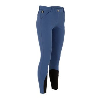 Pantalon femme BOSTON bleu niagara