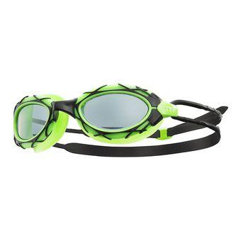 Lunettes de natation NEST PRO black/green