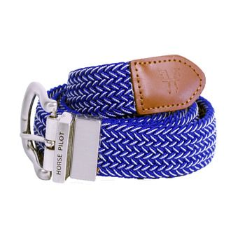 Ceinture EXCHANGE II royal/white