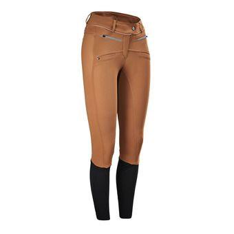 Pantalon femme X BALANCE II gold earth