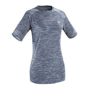 Tee-shirt MC femme REVOLUTION gris