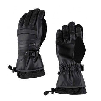 Guantes de esquí mujer ALPINE black/black