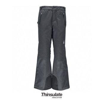 Pantalón de esquí mujer WINNER TAILORED black/denim