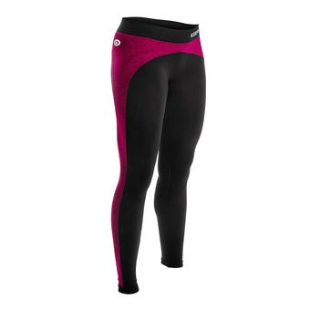Legging anti-cellulite femme KEEPFIT noir/rose