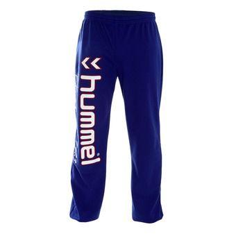 Pantalon jogging UNIVERS roya/blanc/rouge